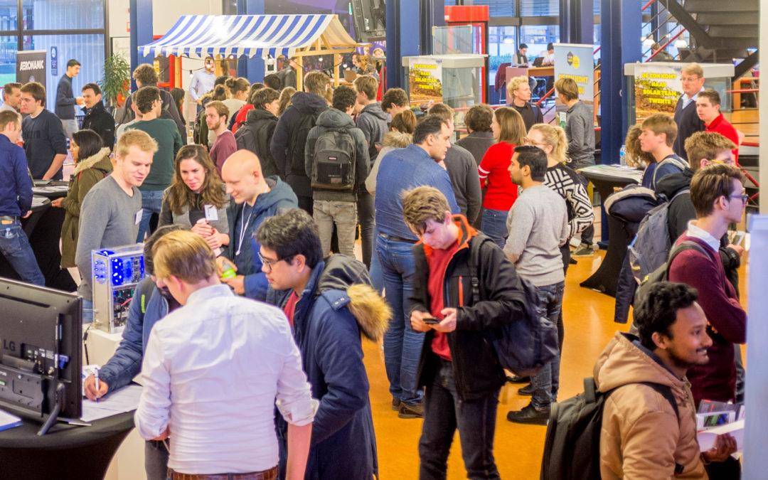 Solar Team Twente bridges gap between companies and talent