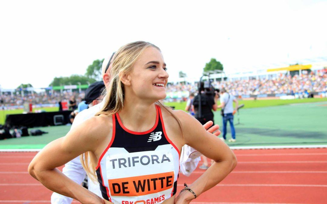 Lisanne de Witte versus Solar Team Twente