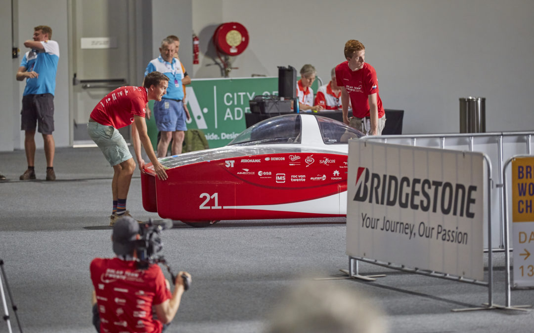 Solar Team Twente surprises competition with promising electrical design