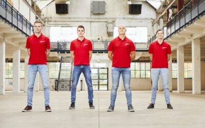Meet the Management Team – the ones who make it happen!