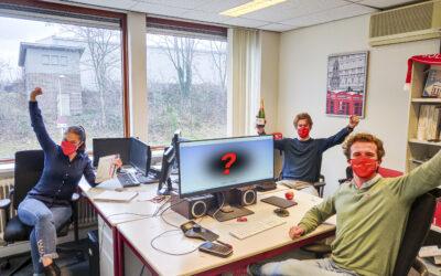 Meet the Aerodynamics Engineers of Team 2021!