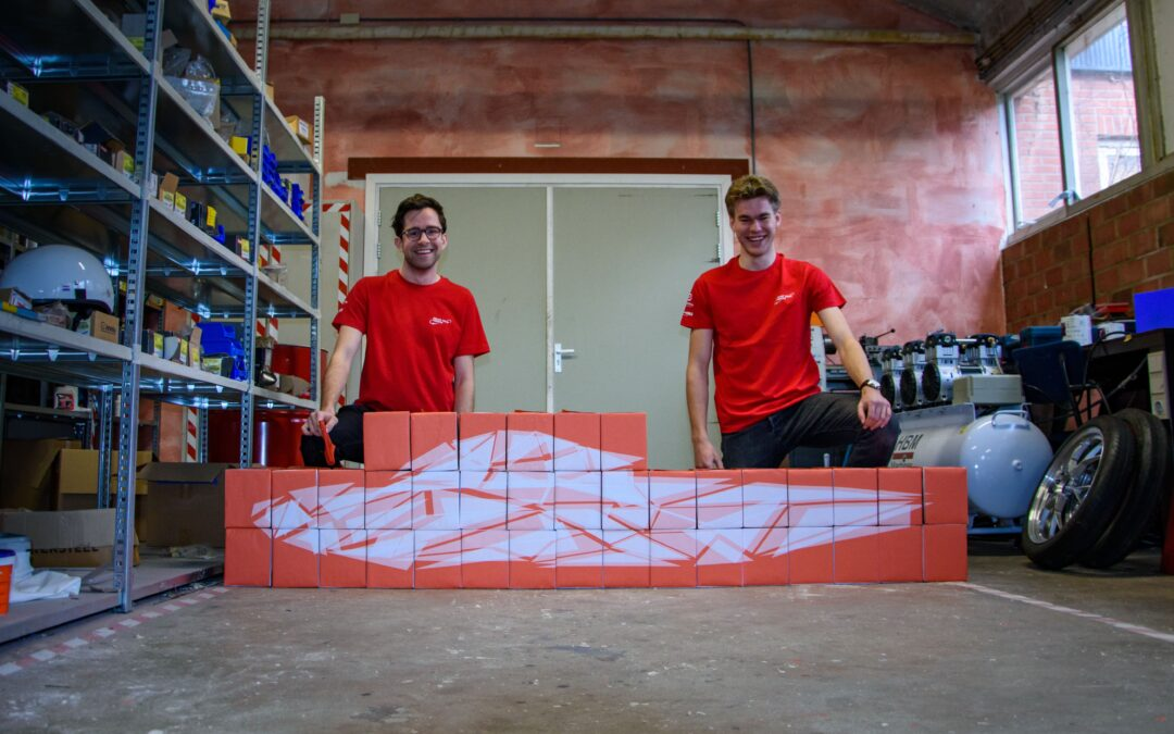 Solar Team Twente takes a different direction with three-wheeled solar car