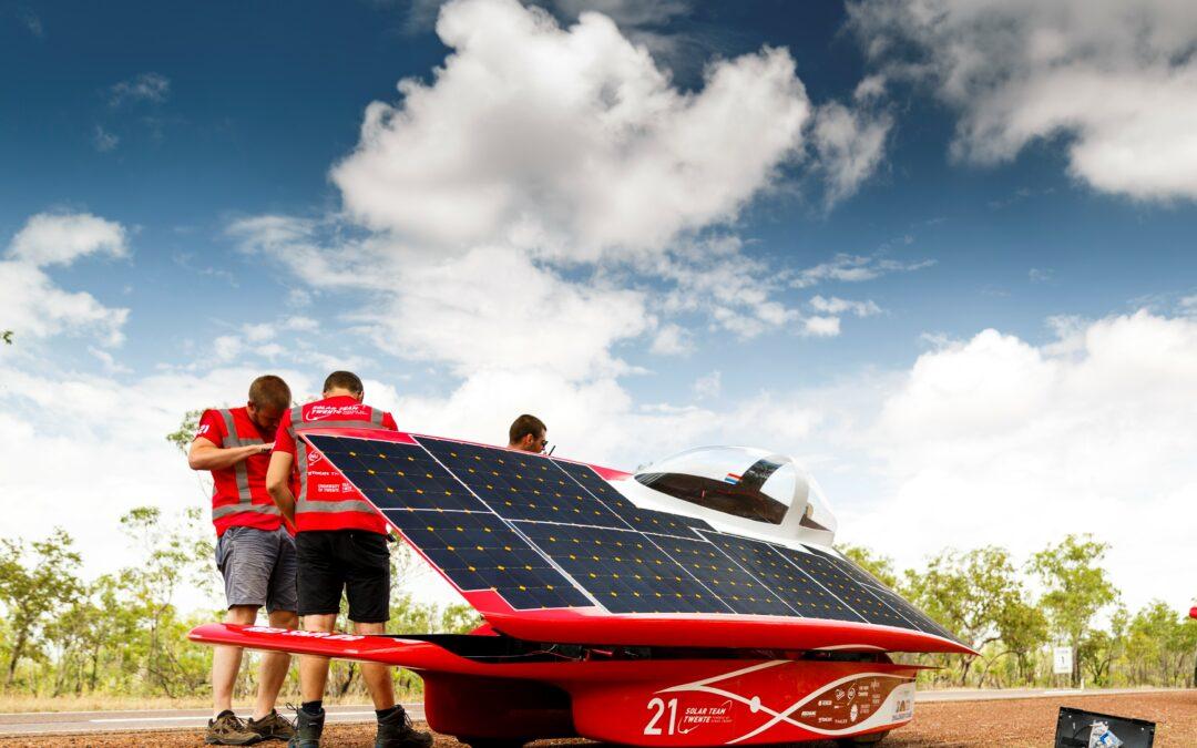 Solar Team Twente starts crowdfunding for new solar car