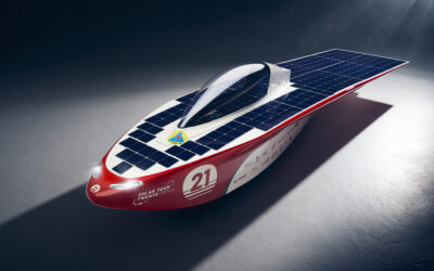 """Solar Team Twente unveils radically new solar car: """"revised entired powertrain"""""""