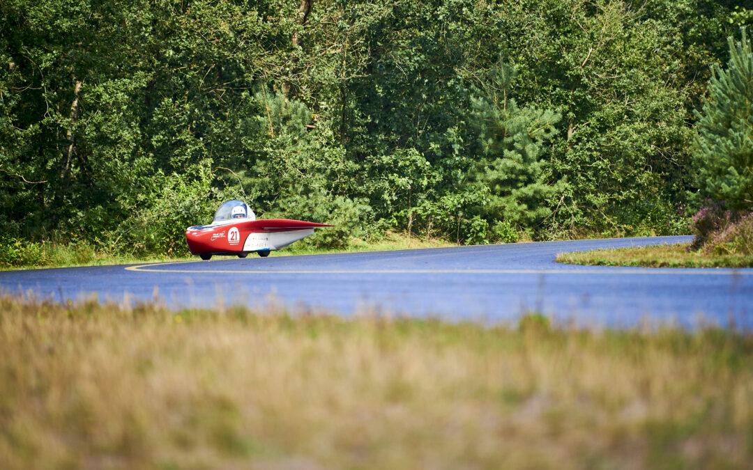 Solar Team Twente organizes race simulation to prepare for completely new race