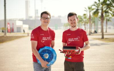 Solar Team Twente unveils secret weapon in the run-up to Solar Challenge Morocco